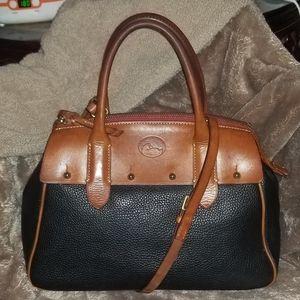 Dooney & Bourke Pebble grain leather purse handbag